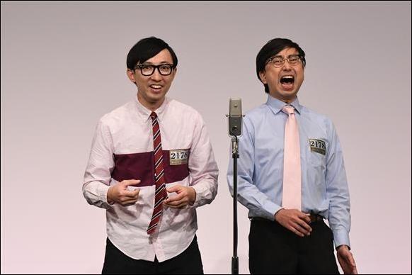 こがけん(おいでやすこが)の英語がヤバい!慶應ボーイでM1出場!